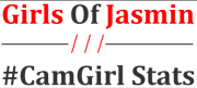 LiveJasmin CamGirl Profiles and Statistics